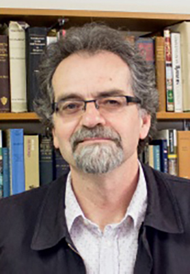 Mark Brett, Professor of Old Testament